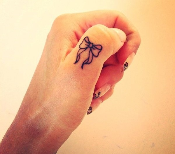 Cute Little Finger Tattoo Ideas1 (11)