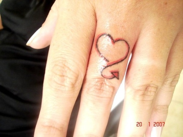 55 cute little finger tattoo ideas to try this year. Black Bedroom Furniture Sets. Home Design Ideas