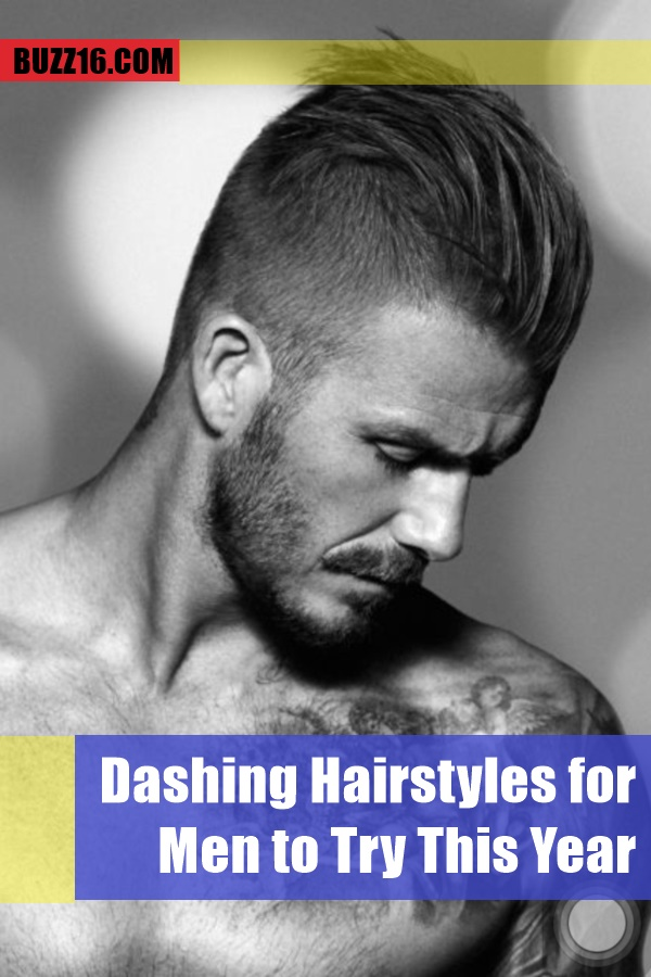 Best Haircuts For 50 Year Old Man : 50 dashing hairstyles for men to try this year