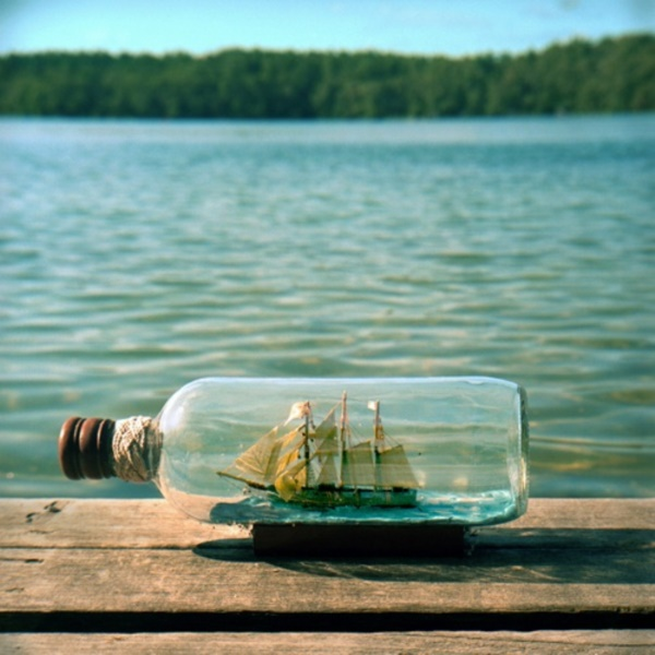 Incredible Ship inside Bottle Art Works0111