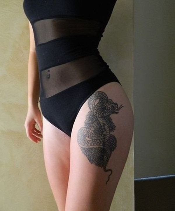 Thigh tattoos for girls24-024
