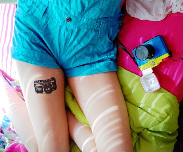 Thigh tattoos for girls9-009