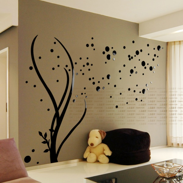 50 wall decor ideas to try in 2015 - Stars for walls decorating ...