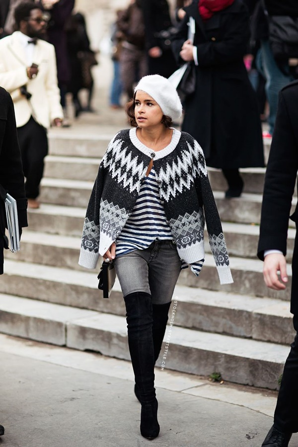 Winter Fashion Ideas to try this Year35