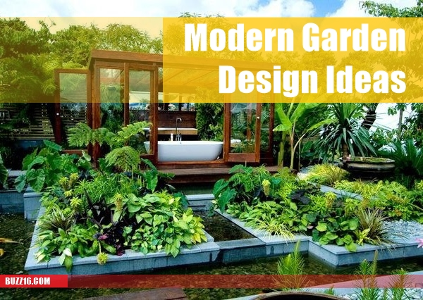 modern garden design ideas (1.1)