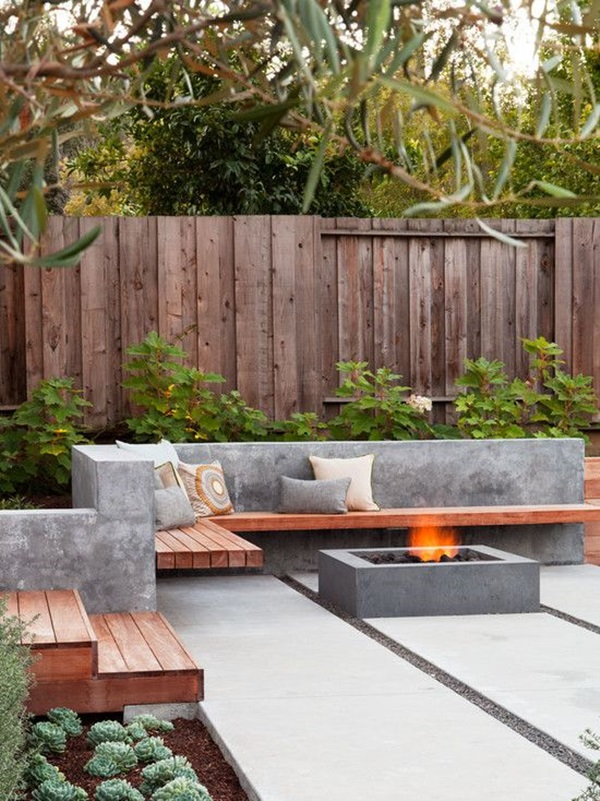 modern garden design ideas (14)