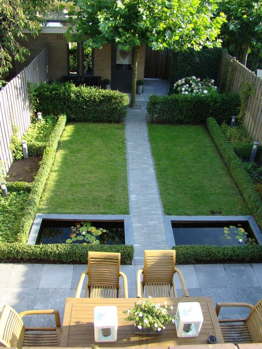 50 Modern Garden Design Ideas to Try in 2017 on Modern Back Garden Ideas id=16183