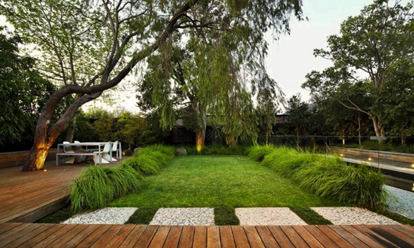 Modern Garden Design garden ideas Modern Garden Design Ideas 15