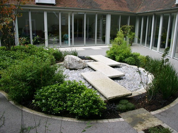 modern garden design ideas (35)