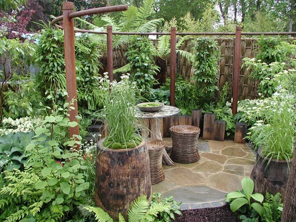 modern garden design ideas (37)