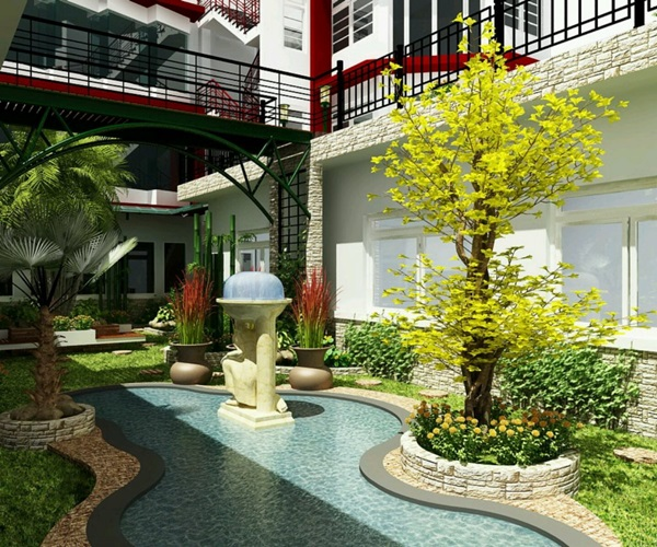 modern garden design ideas (39)
