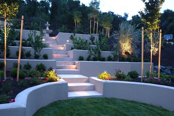 modern garden design ideas 4 - Gardens Design Ideas