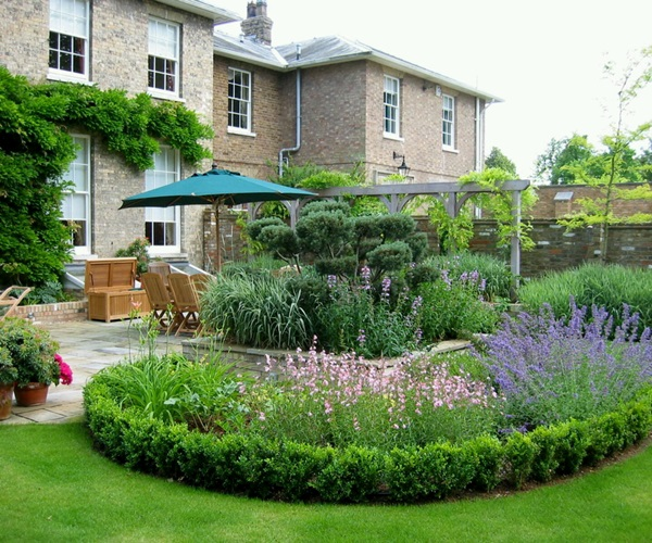 modern garden design ideas (43)