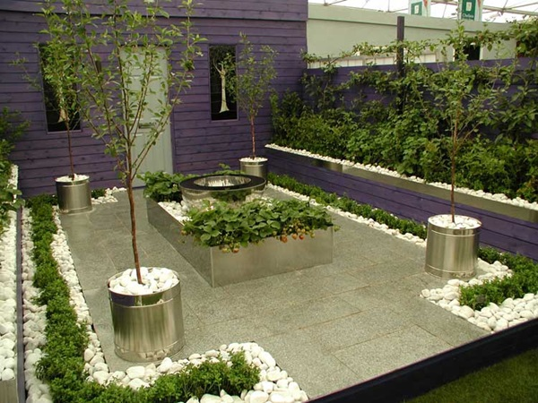 modern garden design ideas (47)