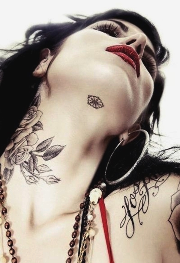 neck tattoos ideas for girls14-014
