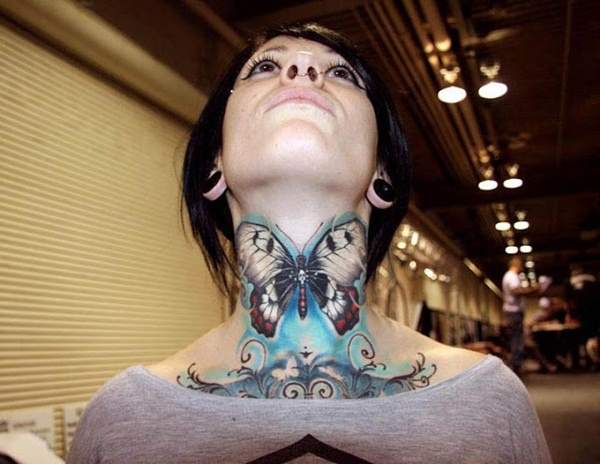 neck tattoos ideas for girls32-032