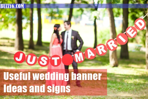 useful wedding banner ideas and designs0311
