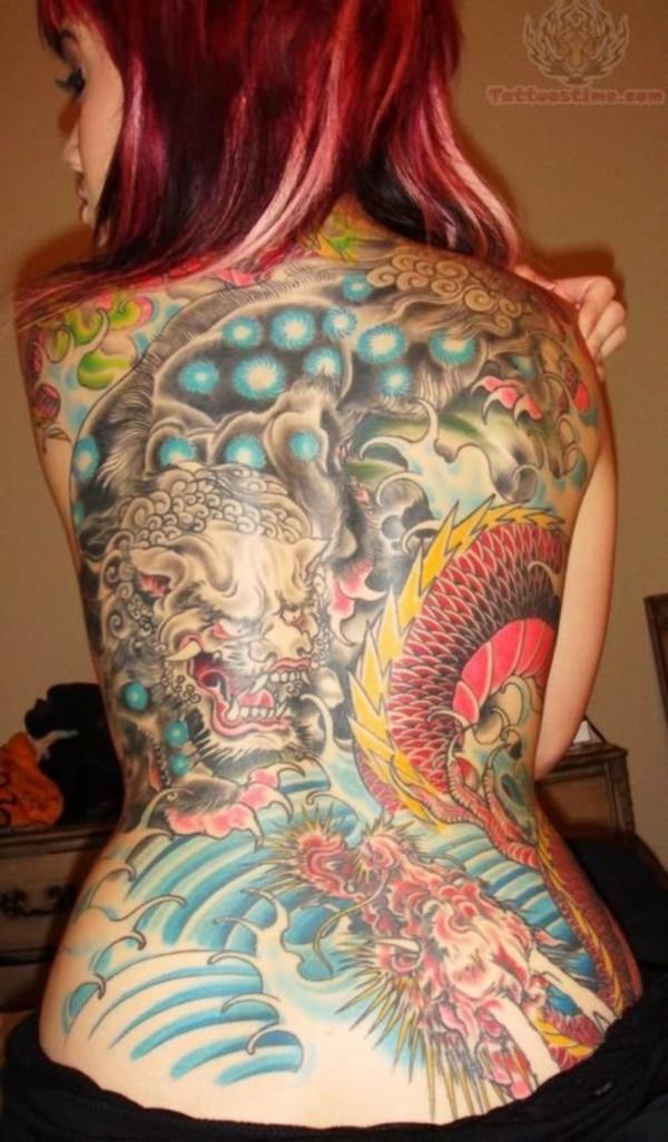 50 Amazing Irezumi Tattoo Design Ideas0001