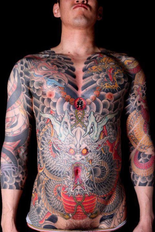 50 Amazing Irezumi Tattoo Design Ideas0011