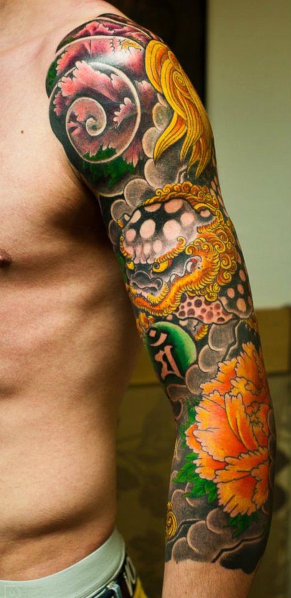 50 Amazing Irezumi Tattoo Design Ideas0021