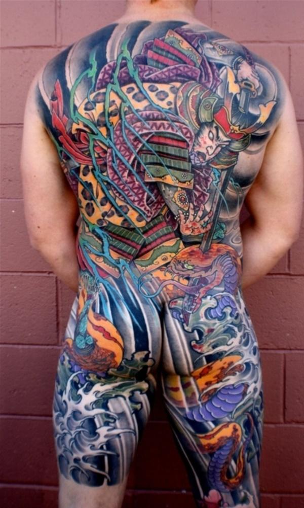 50 Amazing Irezumi Tattoo Design Ideas0051
