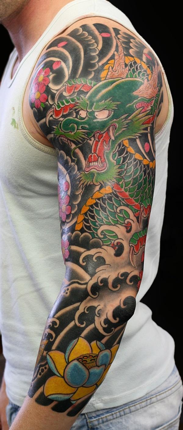 50 Amazing Irezumi Tattoo Design Ideas0071