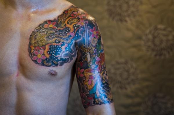 50 Amazing Irezumi Tattoo Design Ideas0111
