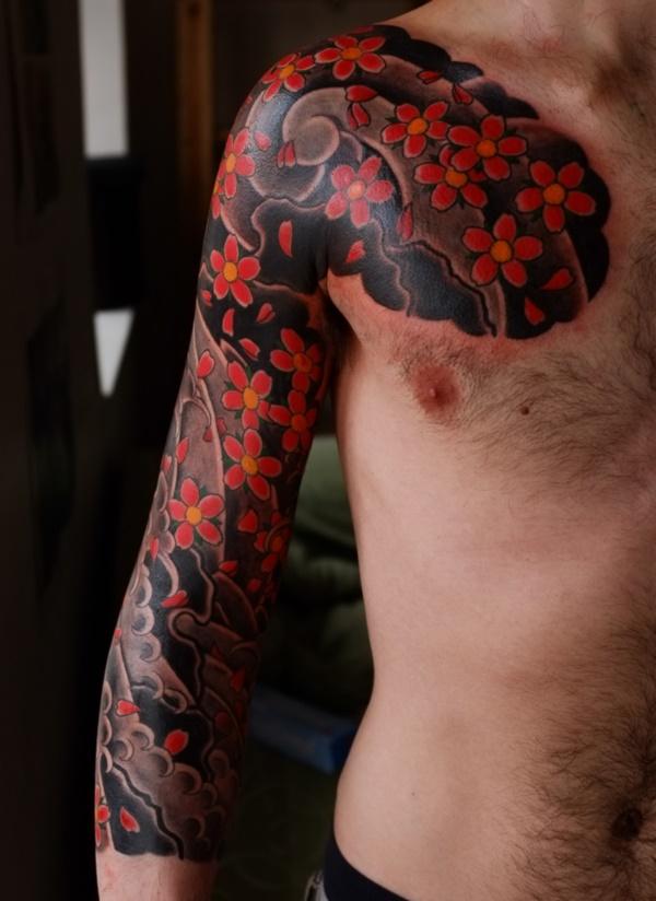 50 Amazing Irezumi Tattoo Design Ideas0131