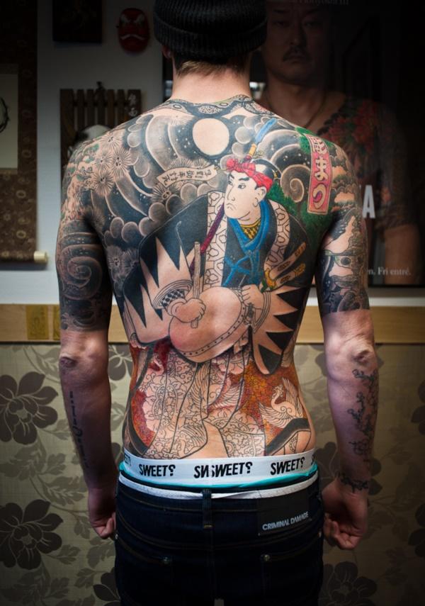50 Amazing Irezumi Tattoo Design Ideas0141