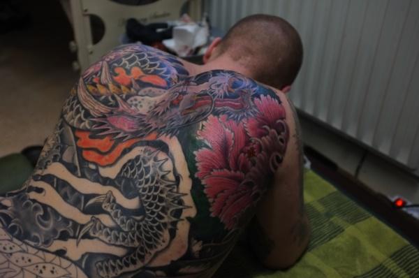 50 Amazing Irezumi Tattoo Design Ideas0151