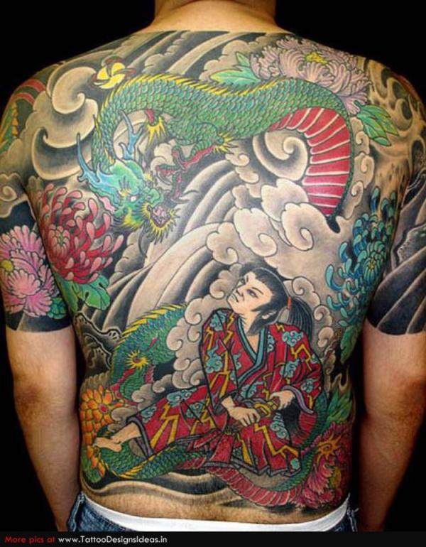 50 Amazing Irezumi Tattoo Design Ideas0171