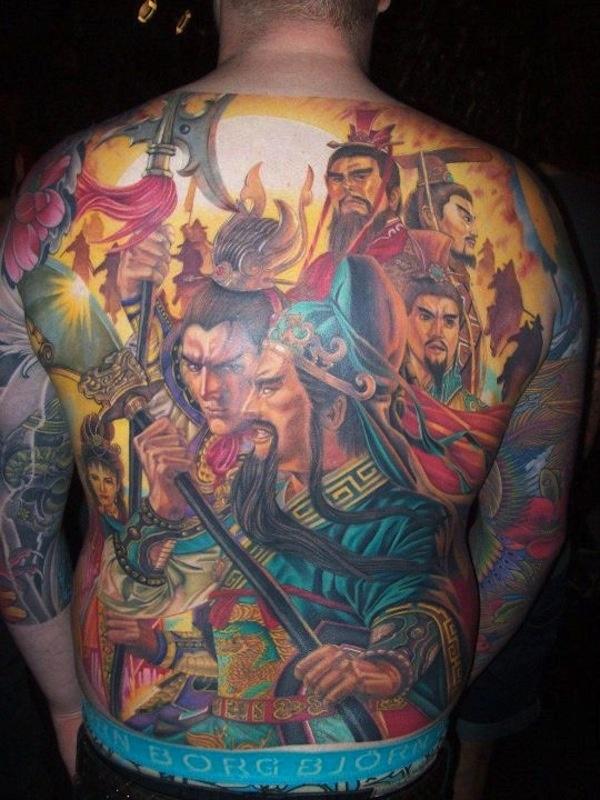 50 Amazing Irezumi Tattoo Design Ideas0211