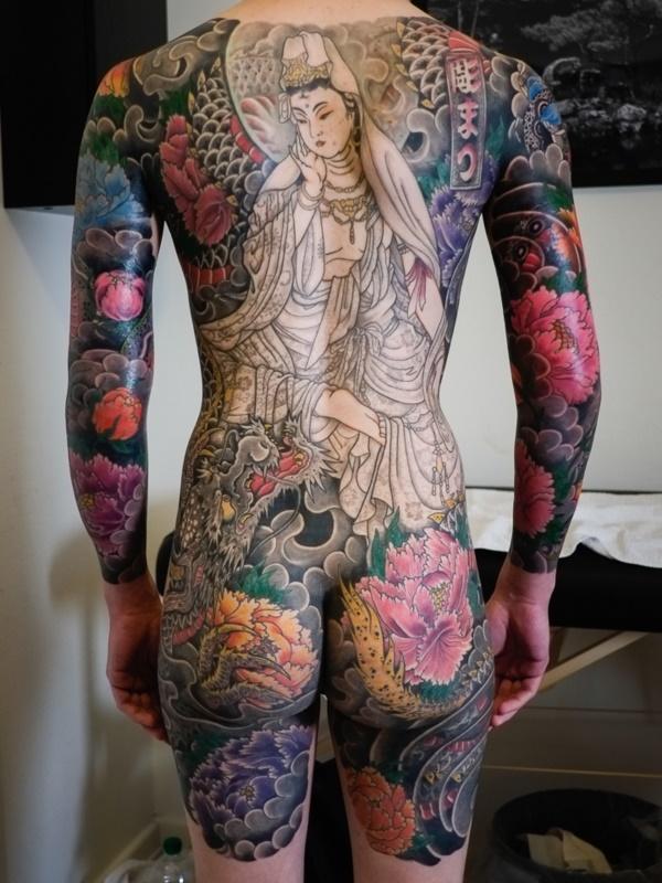 50 Amazing Irezumi Tattoo Design Ideas0231