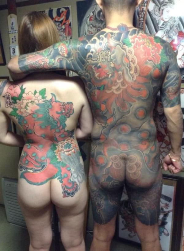 50 Amazing Irezumi Tattoo Design Ideas0271