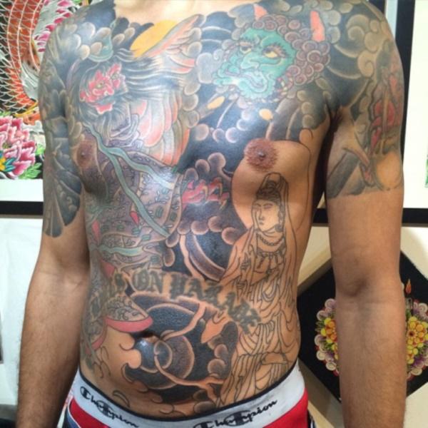 50 Amazing Irezumi Tattoo Design Ideas0281