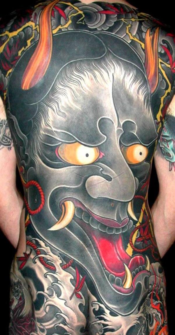 50 Amazing Irezumi Tattoo Design Ideas0301