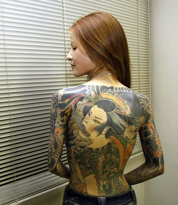 50 Amazing Irezumi Tattoo Design Ideas0311