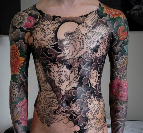 50 Amazing Irezumi Tattoo Design Ideas0331