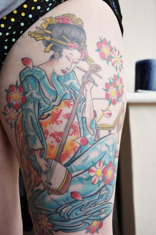 50 Amazing Irezumi Tattoo Design Ideas0341