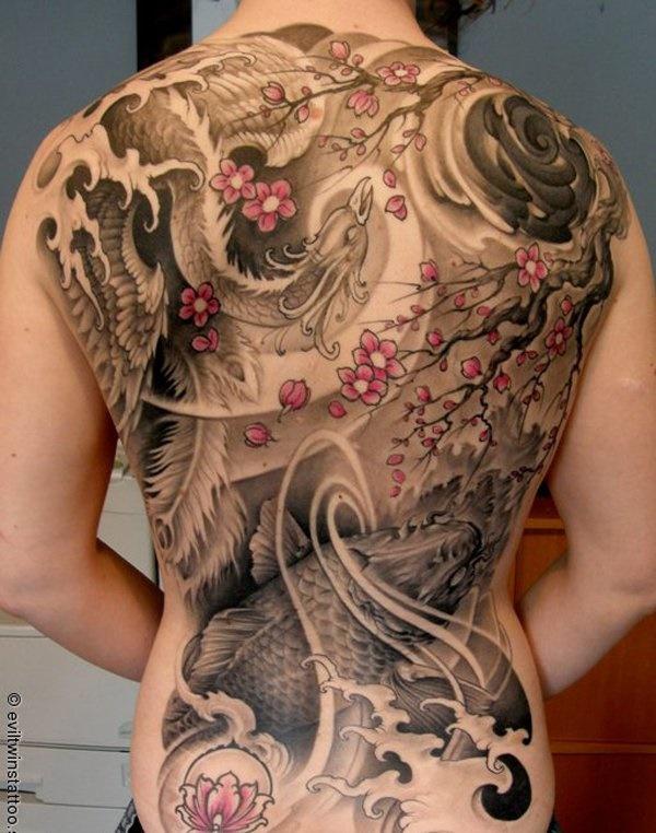 50 Amazing Irezumi Tattoo Design Ideas0371