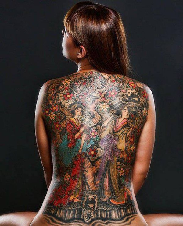 50 Amazing Irezumi Tattoo Design Ideas0381