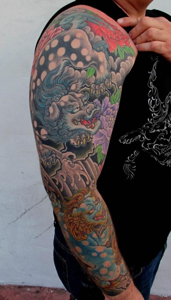 50 Amazing Irezumi Tattoo Design Ideas0451