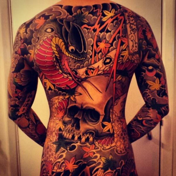 50 Amazing Irezumi Tattoo Design Ideas0461