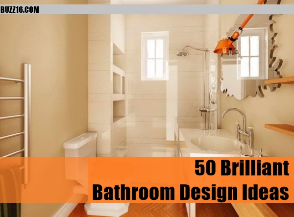 50 Brilliant Bathroom Design Ideas0361