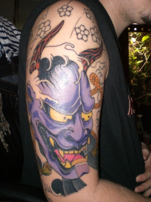 50 Cool Japanese Sleeve Tattoos for Awesomeness0161