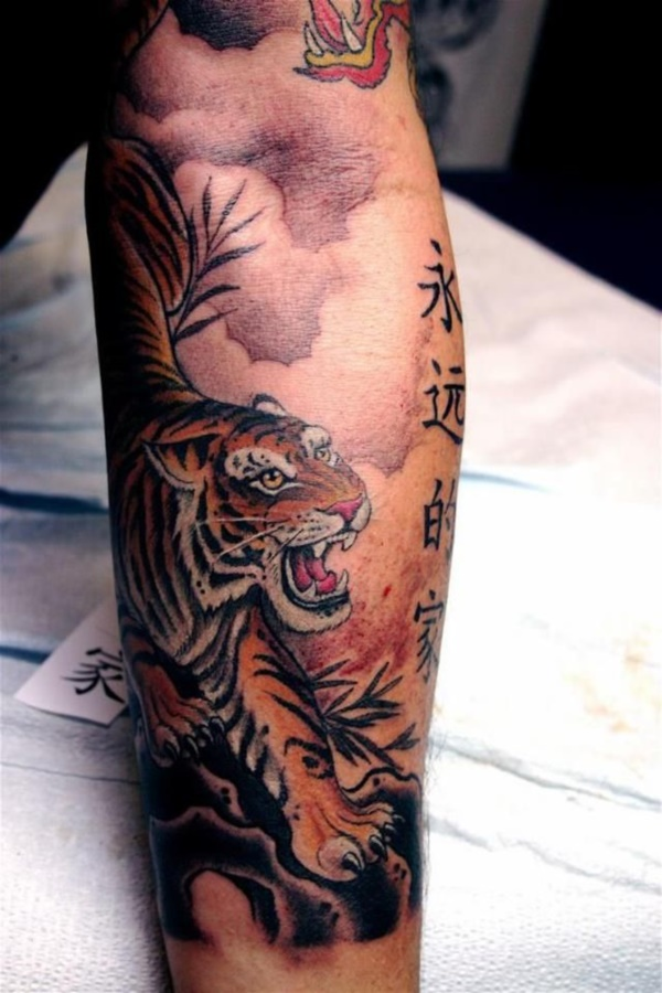 50 Cool Japanese Sleeve Tattoos for Awesomeness0441
