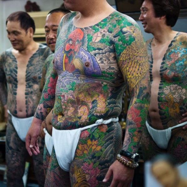 50 Cool Japanese Sleeve Tattoos for Awesomeness0451
