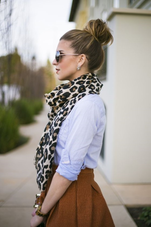 50 Cute Top Knot Bun Hairstyle + Outfit Combos0211