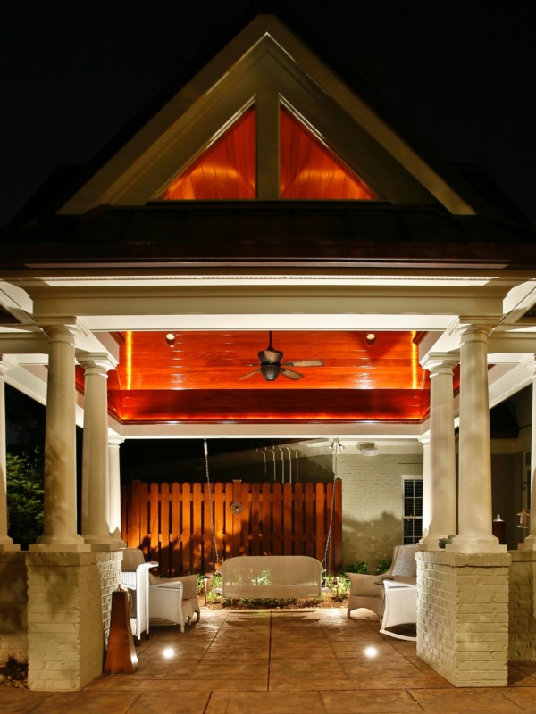 50 Lovely House and Outdoor Lighting Ideas0041