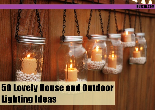 50 Lovely House and Outdoor Lighting Ideas0261